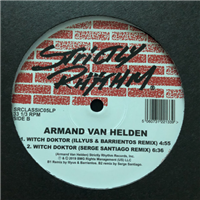 Armand Van Helden - Witch Doctor.