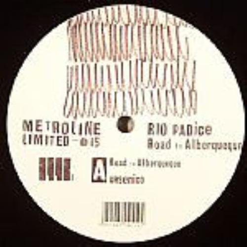 RIO PADICE - Road To Alberqueque - Maxi x 1