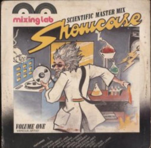 Mixing Lab Scientific Master Mix Showcase