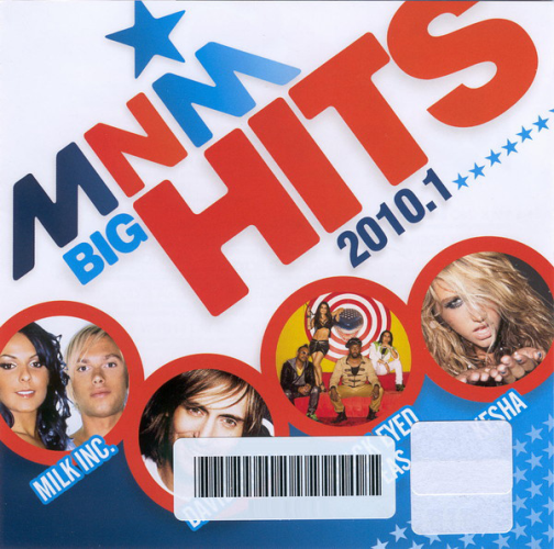 VARIOUS - Mnm Big Hits 2010.1 - CD
