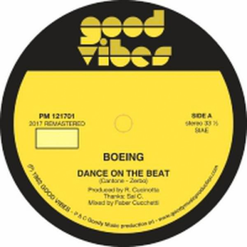 Dance On The Beat (limited)