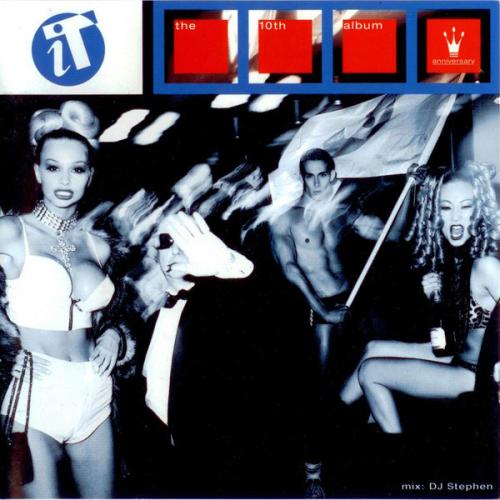 VARIOUS - It - The 10th Album - CD