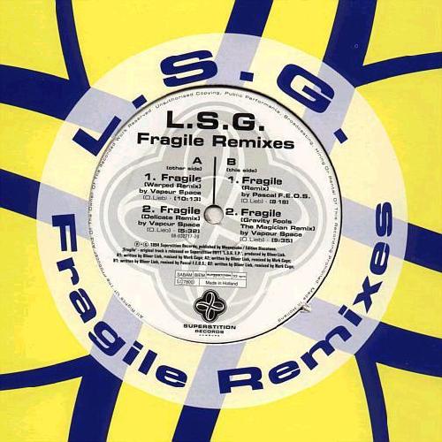 Fragile Remixes