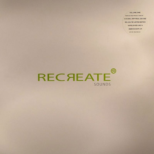 Recreate Sounds Volume One