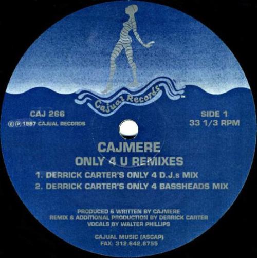 Only 4 U (remixes)