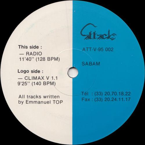 Climax V 1.1 / Radio