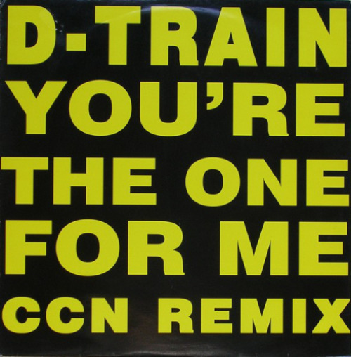 You're The One For Me Ccn Remix