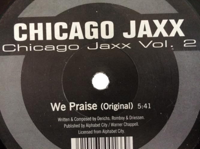 Chicago Jaxx Vol. 2