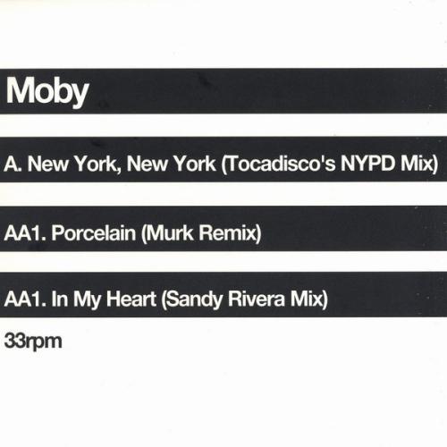 New York, New York • Porcelain • In My Heart • Remixes