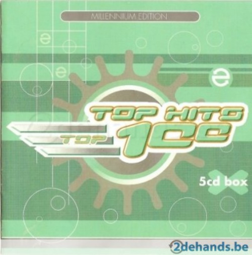 VARIOUS - Top Hits Top 100 - Millenium Edition - CD x 4