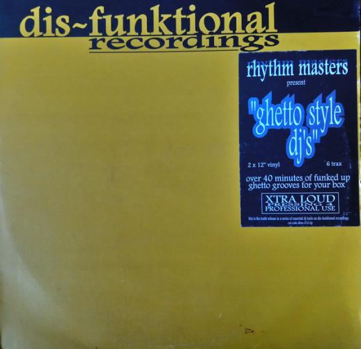Ghetto Style Dj's (dj Essentials On Plastic)