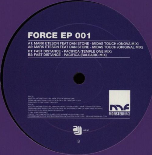 Force Ep 001
