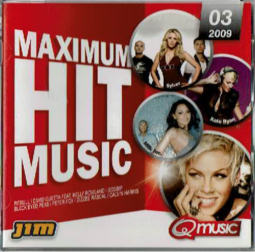 VARIOUS - Maximum Hit Music 03 2009 - CD