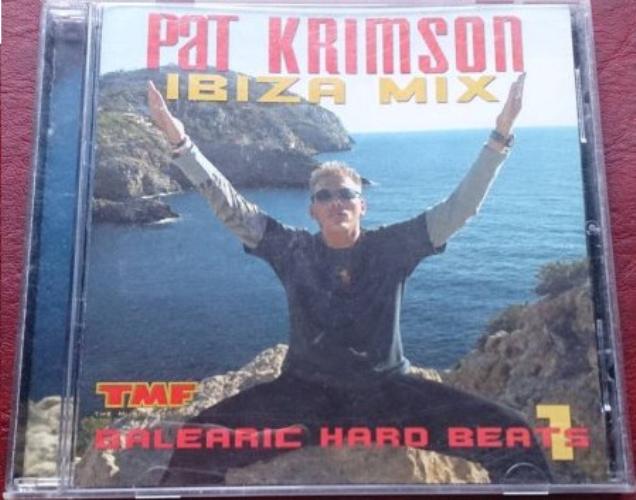 VARIOUS - Pat Krimson - Ibiza Mix - Balearic Hard Beats 1 - CD