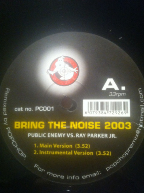 Bring The Noise 2003