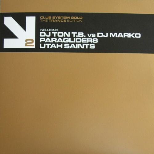Club System Gold The Trance Edition 2 (2nd Hand)
