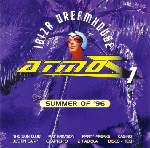 VARIOUS - Atmoz I - Ibiza Dreamhouse Summer Of '96 - CD