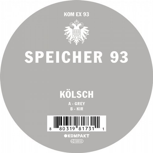 KOLSCH - Grey / Kir (speicher 93) - Maxi x 1