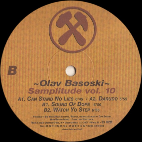 Samplitude Vol 10 (original Pressing)