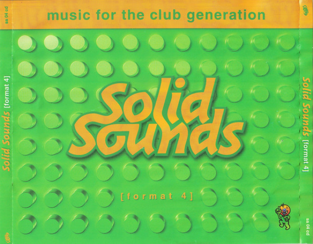 VARIOUS - Solid Sounds 4 - CD