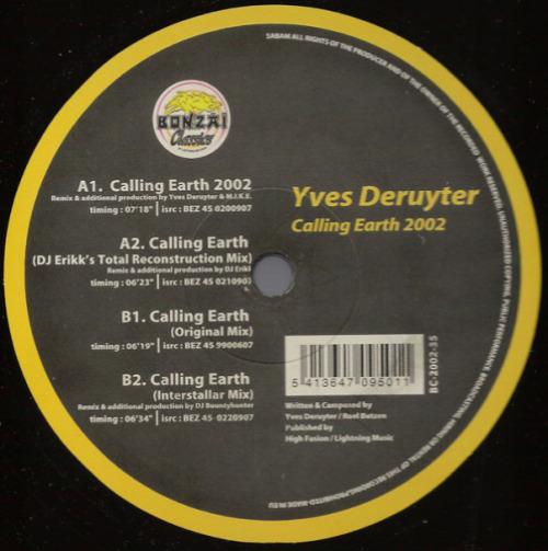 Calling Earth 2002