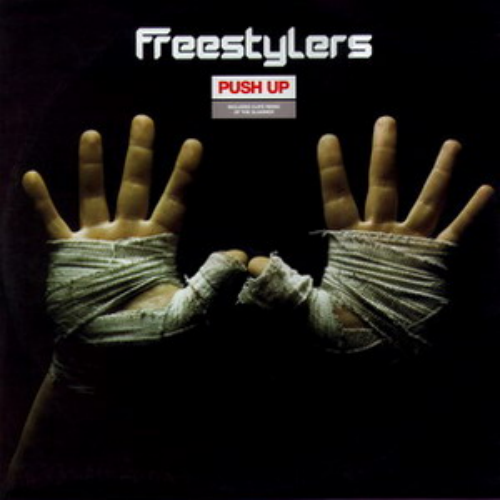 FREESTYLERS - Push Up - Maxi x 1