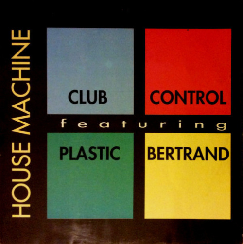 CLUB CONTROL - House Machine - Maxi x 1