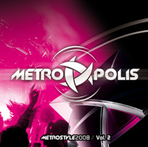 VARIOUS - Metropolis Metrostyle 2008 Vol.2 - CD