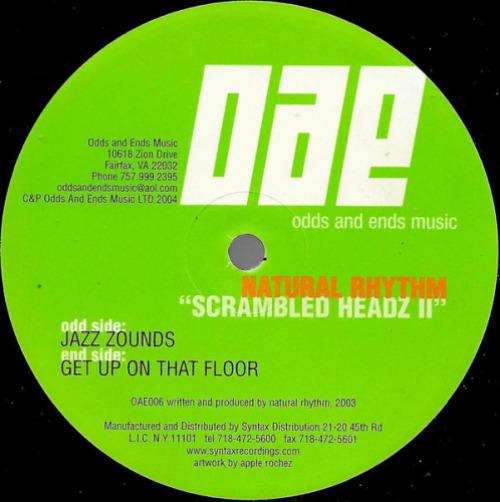 Scrambled Headz Ii