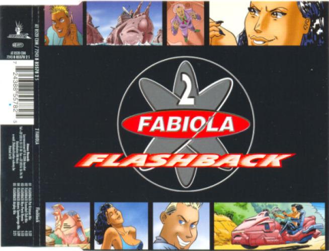 2 FABIOLA - Flashback - CD single