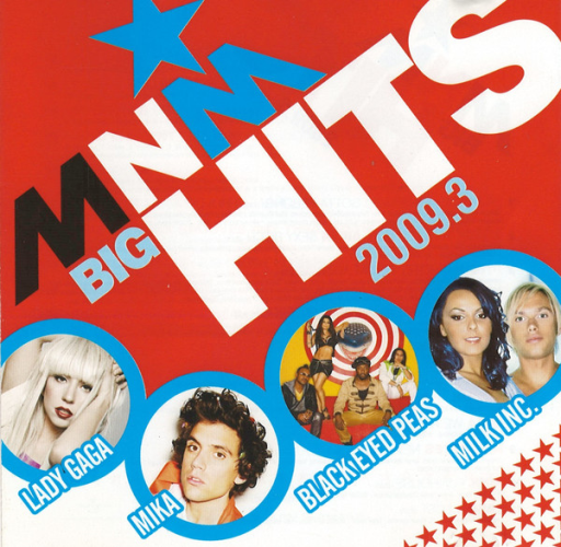 VARIOUS - Mnm Big Hits 2009.3 - CD