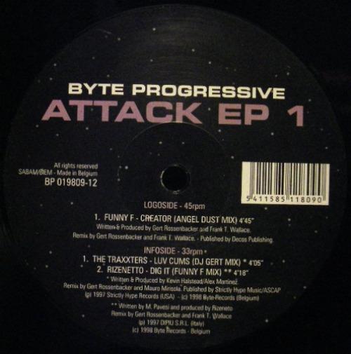 Byte Progressive Attack Ep 1