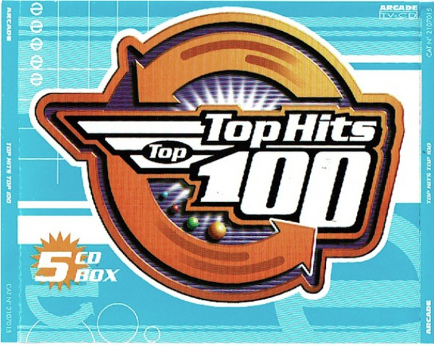 VARIOUS - Top Hits Top 100 Volume 4 - CD x 5