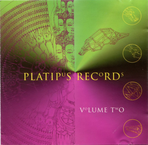 VARIOUS - Platipus Records Volume Two - CD