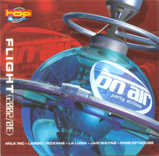VARIOUS - On Air Party Airlines - Flight [2002/03] - CD