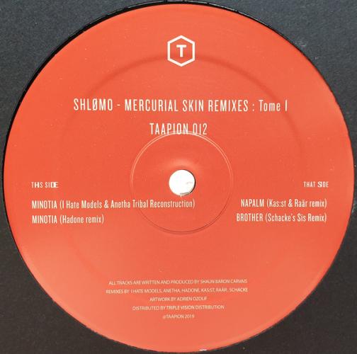 Mercurial Skin Remixes: Tome I