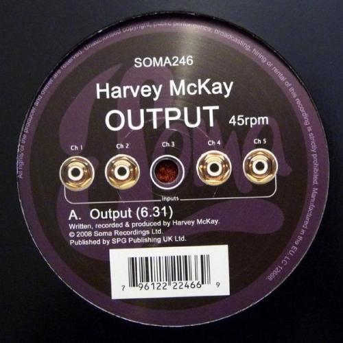 HARVEY MCKAY - Output - Maxi x 1