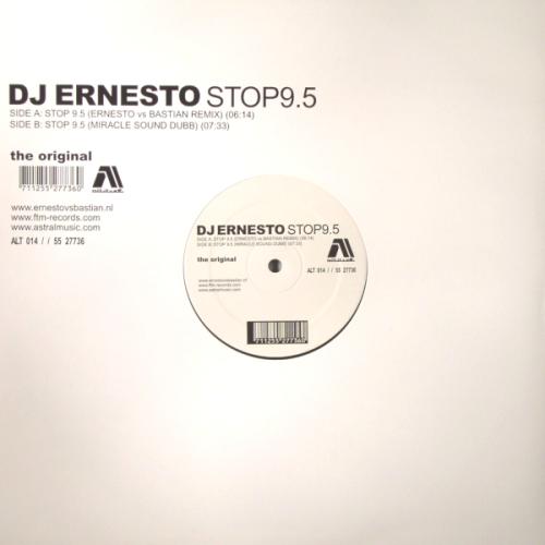 DJ ERNESTO - Stop 9.5 - Maxi x 1