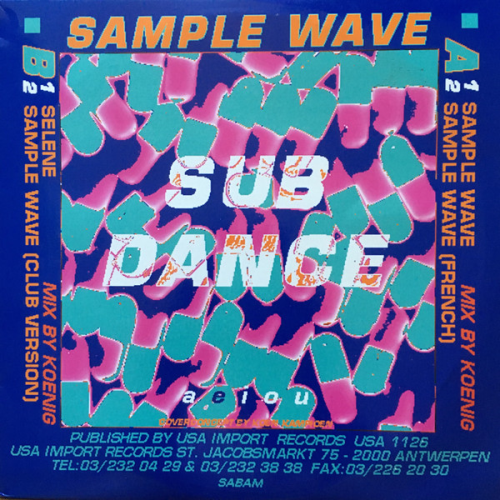 Sample Wave