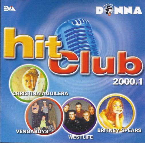 VARIOUS - Hitclub 2000.1 - CD