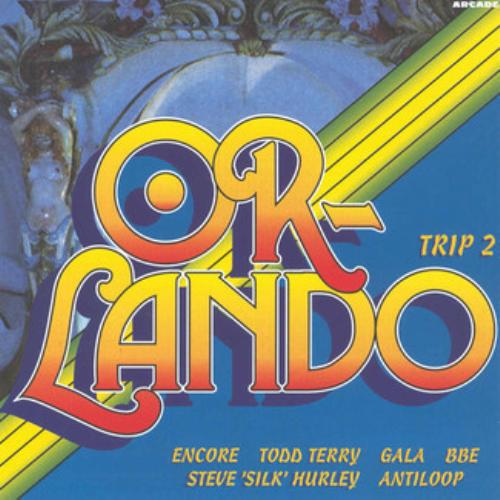VARIOUS - Orlando Trip 2 - CD 2枚