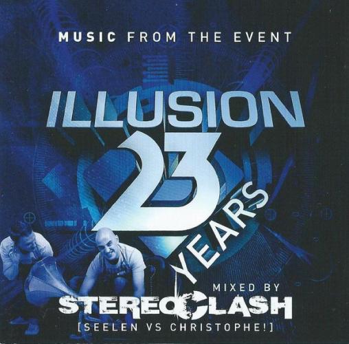 VARIOUS - Illusion: 23 Years - CD x 2