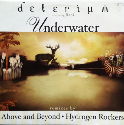 Underwater (remixes By Above & Beyond • Hydrogen Rockers)