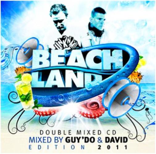 VARIOUS - Beachland 2011 - CD x 2