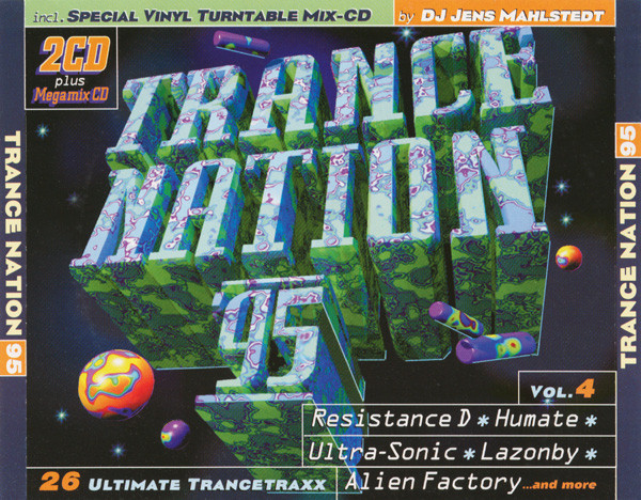 Trance Nation '95 - Vol. 4