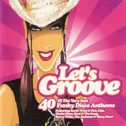VARIOUS - Let's Groove - CD x 2