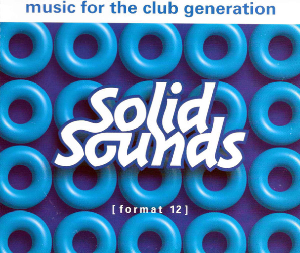 VARIOUS - Solid Sounds 12 - CD x 2