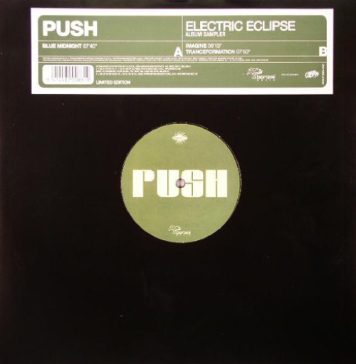 Electric Eclipse (album Sampler)