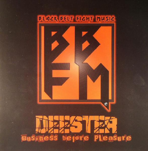DEESTER - Business Before Pleasure - Maxi x 1