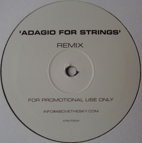 Adagio For Strings (remix)